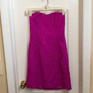 Lilly Pulitzer strapless/convertible strap dress
